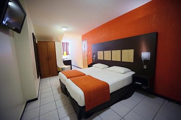 Central hotel cayenne - accommodation