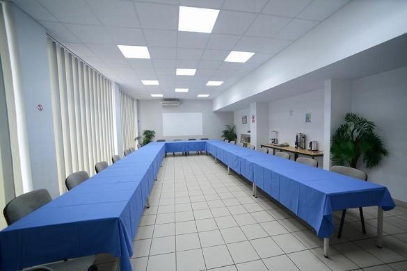 Central hotel cayenne - sala riunioni
