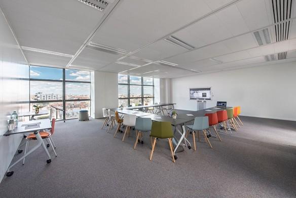 Work Inn - Bristol-Zimmer