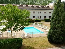 Hotel Vichy Thermalia - Vichy 4 categoría del hotel para seminarios