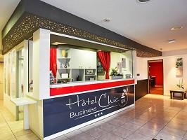 Brit Hotel Saint-Lô - Recepción