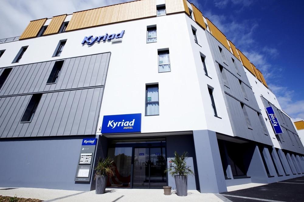 Kyriad la rochelle center les minimes - hotel seminar la rochelle