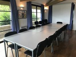 Seminar room - Le Vieux Logis Clam