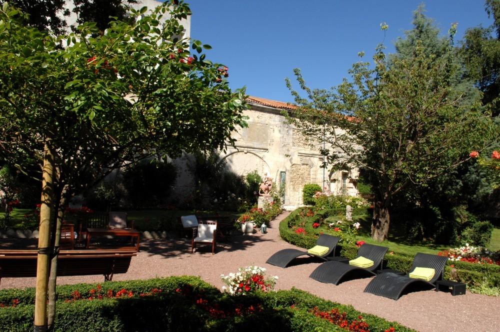 The champlain - garden