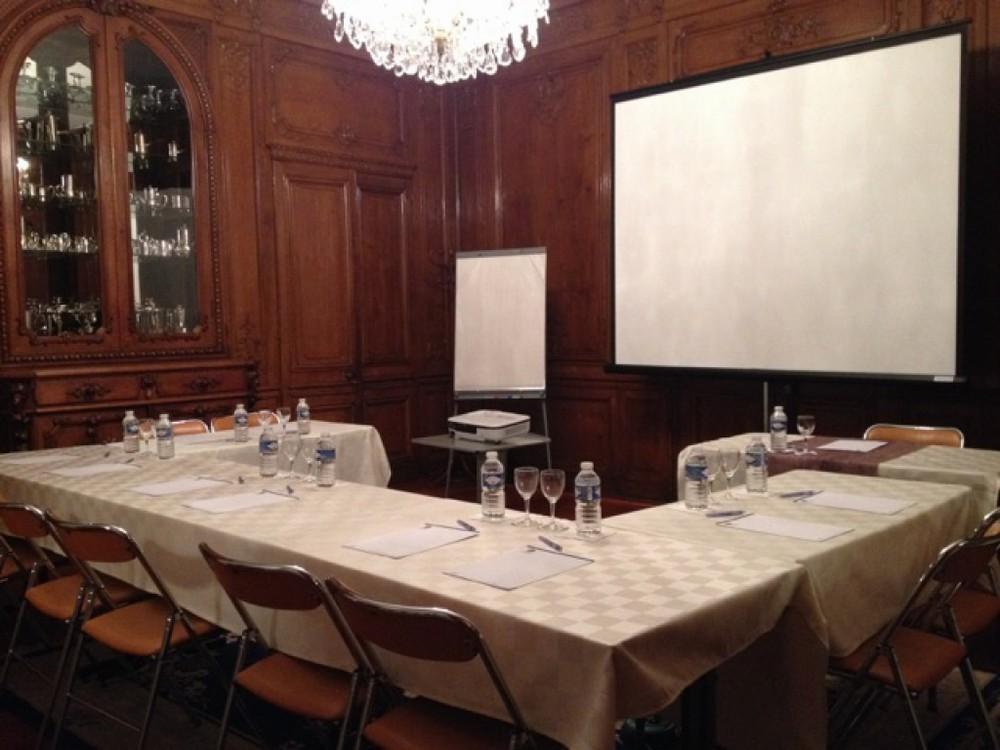 The Champlain - meeting room