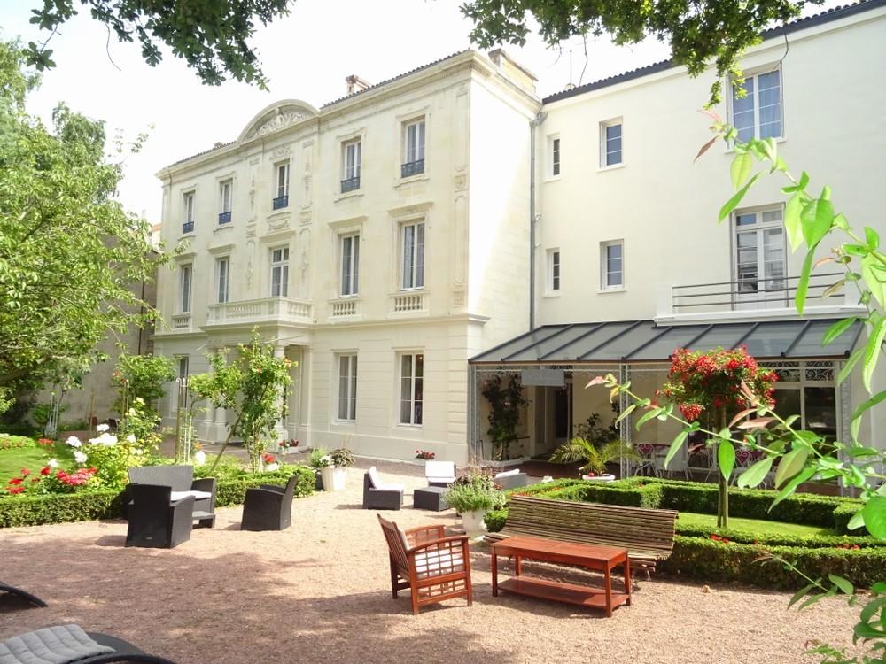 The champlain - seminar hotel la rochelle