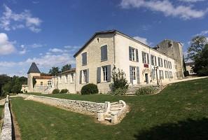 Laléard Castle - Exterior of the castle