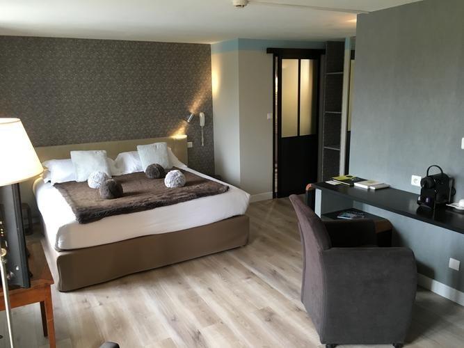 Moulin de châlons - bedroom