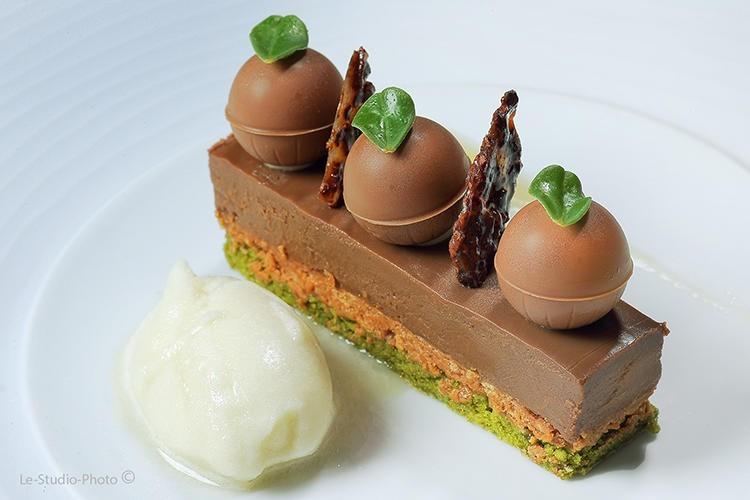 Moulin de châlons - gourmet dessert