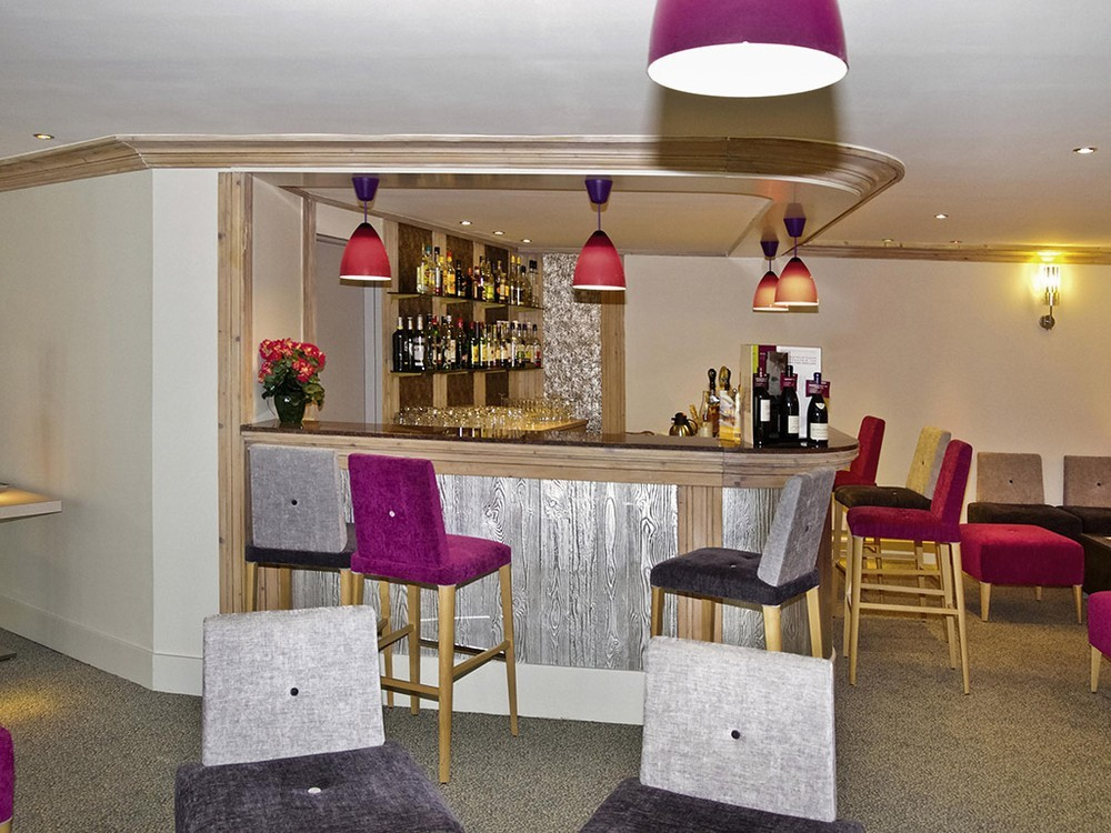 Mercure Annecy south - Bar