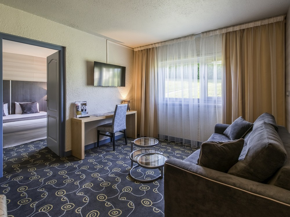 Mercure Annecy south - continued