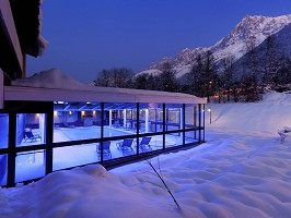 Mercure Chamonix Centre - Conference Hotel a Haute-Savoie 74