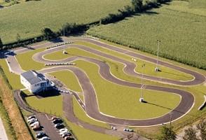 Karting d'Espoey - El circuito