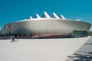 Brest Arena - Im Freien