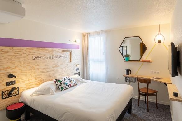 Saluta hotel beaune - sistemazione