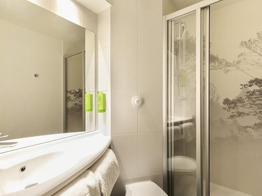 Saluta hotel beaune - bagno