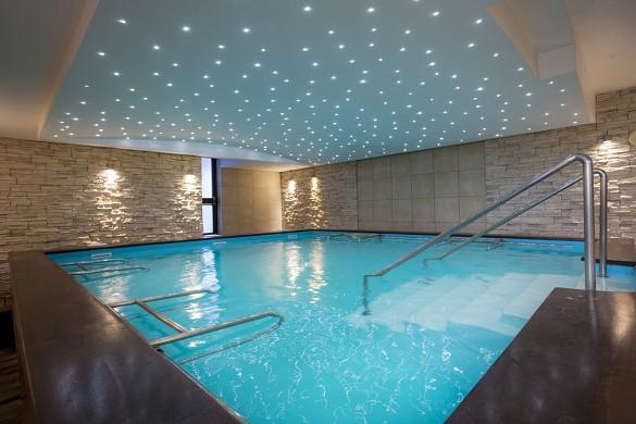 Domaine de marlioz aix les bains - mercury **** - ibis styles *** - indoor swimming pool