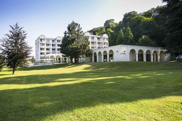 Domaine de marlioz aix les bains - mercury **** - ibis styles *** - hotel for seminars in savoy