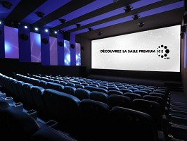 Mega CGR Le Mans - Your event in a cinema