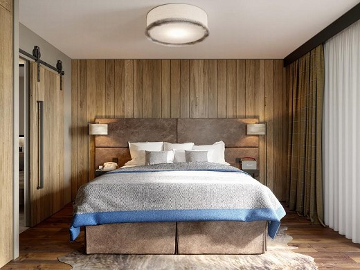 Ecrin blanc resort - accommodation