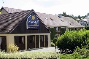 Kyriad la Ferte-Bernard - Frontage