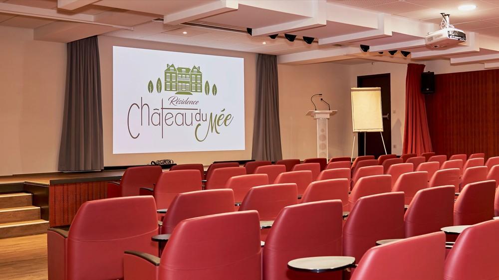 Auditorium - Residence Château du Mée
