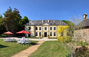 Manoir Hôtel des Indes - Seminar place in Finistère
