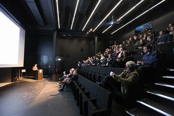 Serra digitale - auditorium