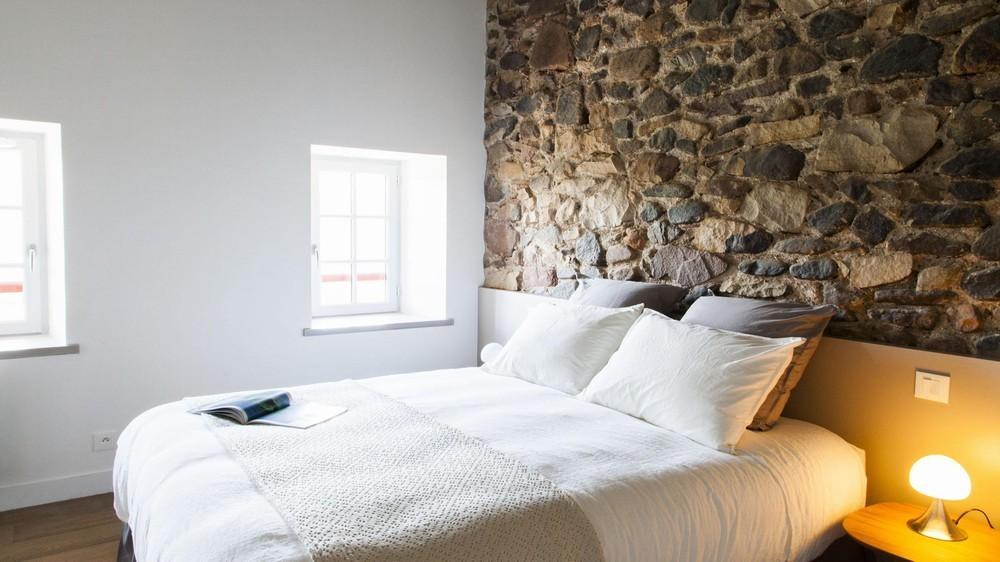 Urtubien borda - dormitorio