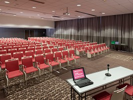 Mercure Grenoble Centre Presidente - Sala de Seminário - Kennedy Salon