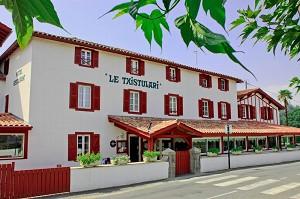 Hotel Txistulari - Frontage