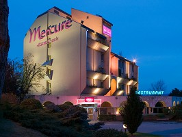 Mercure Vienne Sud Chanas - seminars hotel