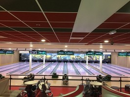 Douzy Bowling - Tracce