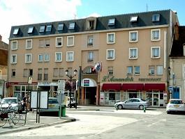Hotel l'Amandois - Facciata