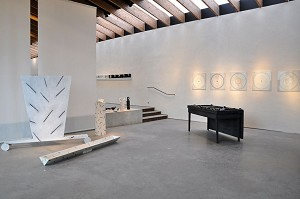 Centro cerámico contemporáneo La Borne - Interior