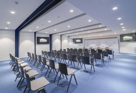 Arena della difesa di Parigi - sala per seminari