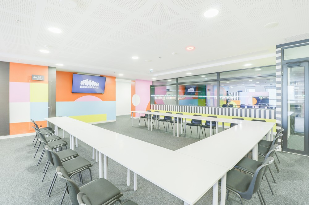 Salon Orange - Paris la Défense Arena
