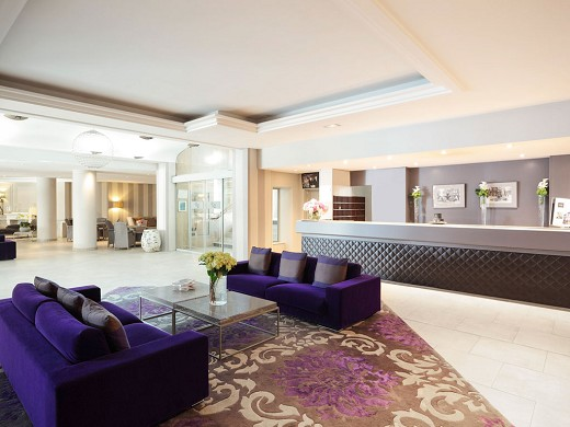 Grand Hôtel Roi René MGallery - Reception