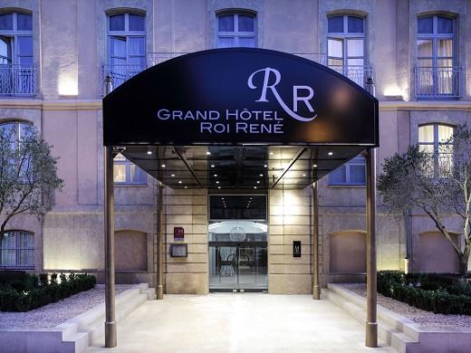 Grand hôtel Roi René mgallery - casa