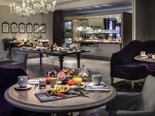 Grand hotel rome mgallery - ristorante