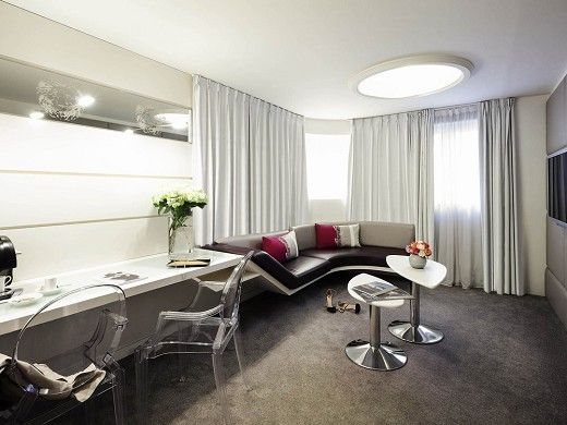 Grand hotel roi rené mgallery - suite