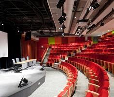 Centro de congresos mundial - Auditorio