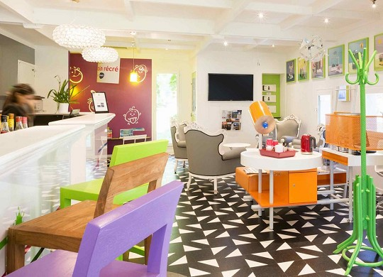 Ibis styles aix-en-provence farmhouse olive - reception