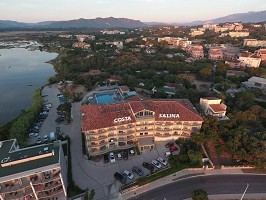 Hotel Costa Salina - Drohnenblick