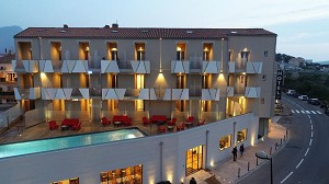 Hotel Mediterráneo - Exterior