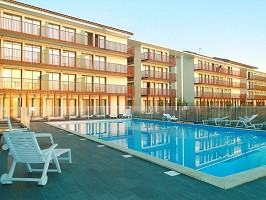 All Suites Appart Hotel La Teste-de-Buch - Piscina