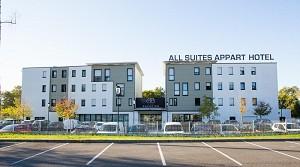 All Suites Appart Hotel Pau - Exterior