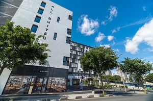 All Suites Apart Hotel Choisy-le-Roi - Frontage