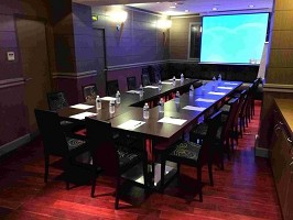 Sala de reuniones - Hotel Restaurante La Villa Arena