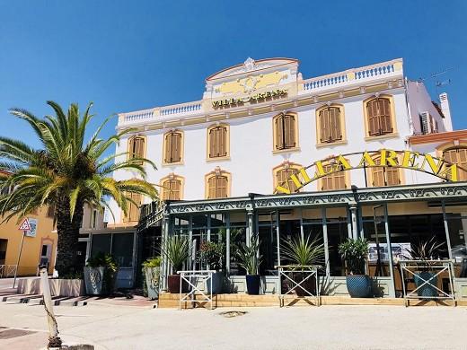 Hotel restaurante villa arena - exterior